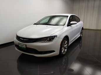 2015 Chrysler 200 200S - 1240032360