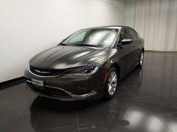 2015 Chrysler 200 200C - 1240032413