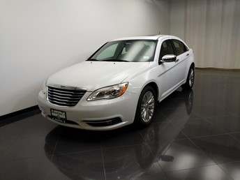 2012 Chrysler 200 Limited - 1240032415