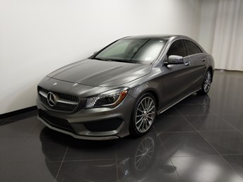 Used 2016 Mercedes-Benz CLA250