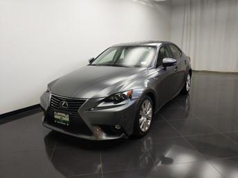 2015 Lexus IS 250  - 1240032452