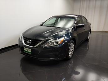 2016 Nissan Altima 2.5 - 1240032470