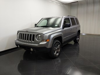 2016 Jeep Patriot Sport SE - 1240032542