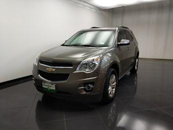 2012 Chevrolet Equinox LT - 1240032595