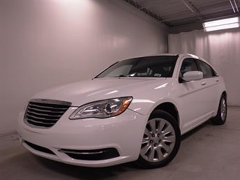 2014 Chrysler 200 - 1310006387