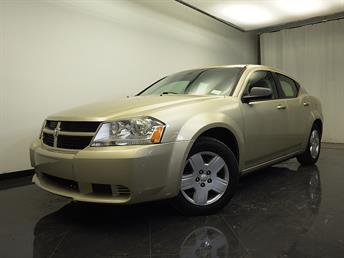 2010 Dodge Avenger - 1310007123