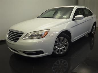 2014 Chrysler 200 - 1310007189