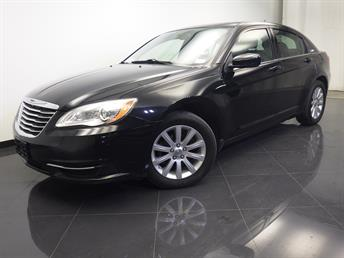 2013 Chrysler 200 - 1310007483