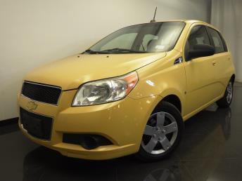2009 Chevrolet Aveo - 1310007668