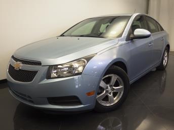 2012 Chevrolet Cruze - 1310007694