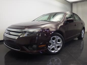 2011 Ford Fusion - 1310007759