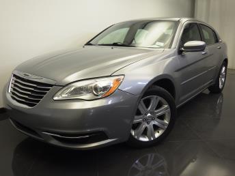 2013 Chrysler 200 - 1310007841