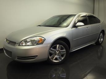 2012 Chevrolet Impala - 1310007858