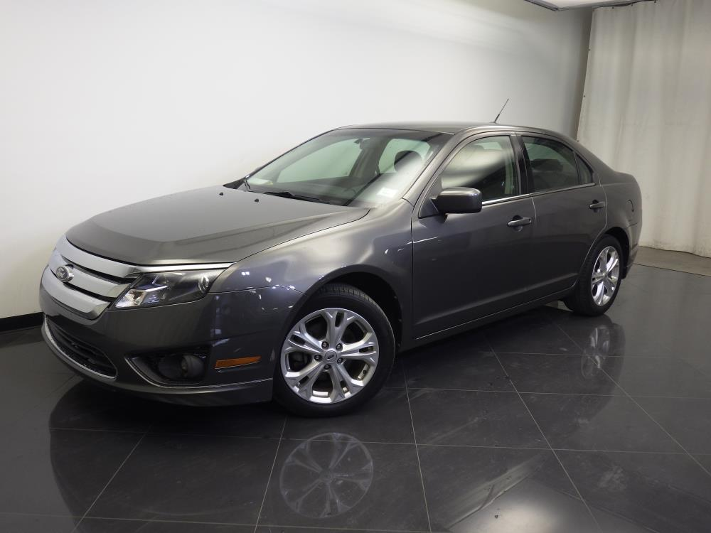 2012 Ford Fusion - 1310007952