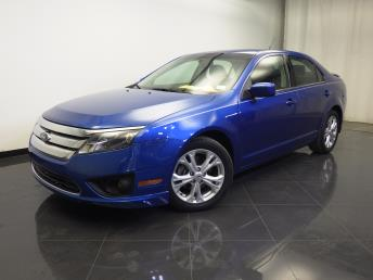 2012 Ford Fusion - 1310008513