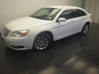 2012 Chrysler 200 - 1310009619