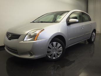 2012 Nissan Sentra - 1310009656