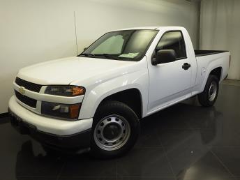2012 Chevrolet Colorado - 1310009722