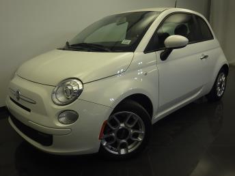 2013 FIAT 500 - 1310009729