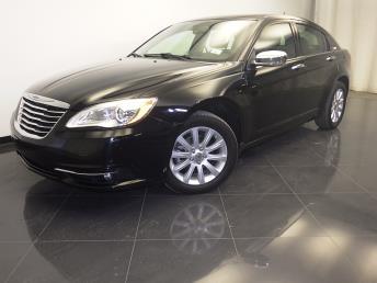 2013 Chrysler 200 - 1310009737