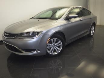 2015 Chrysler 200 - 1310009856