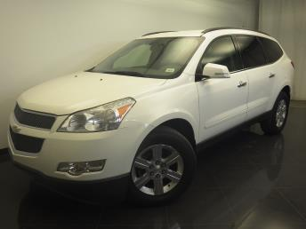 2012 Chevrolet Traverse - 1310009954
