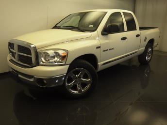 2007 Dodge Ram 1500 - 1310010023