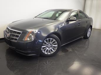 2010 Cadillac CTS - 1310010324