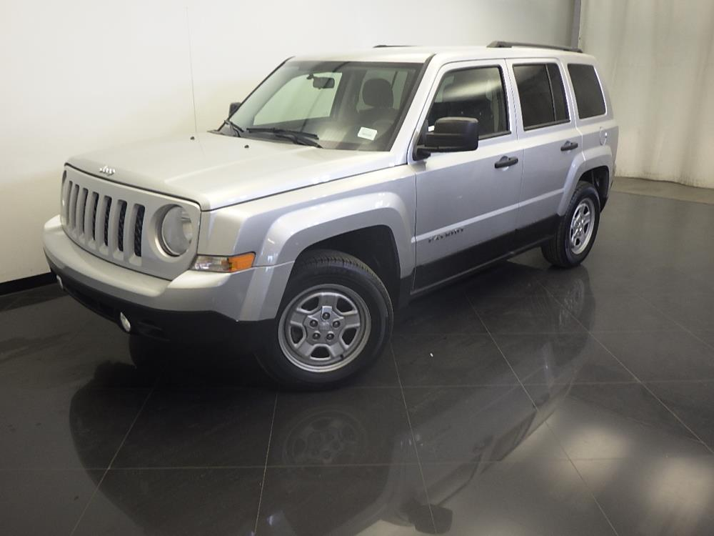 2014 Jeep Patriot For Sale In Birmingham 1310010331