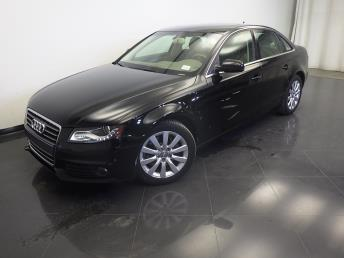 2011 Audi A4 - 1310010439
