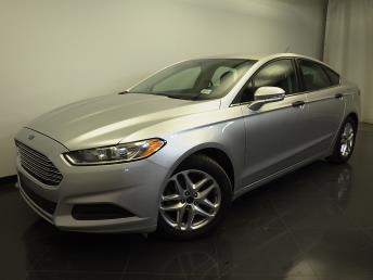 2013 Ford Fusion - 1310010596