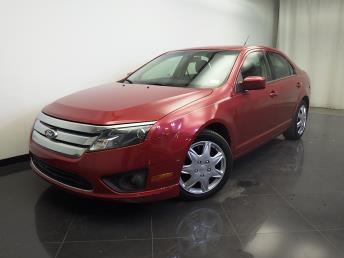 2010 Ford Fusion - 1310010690