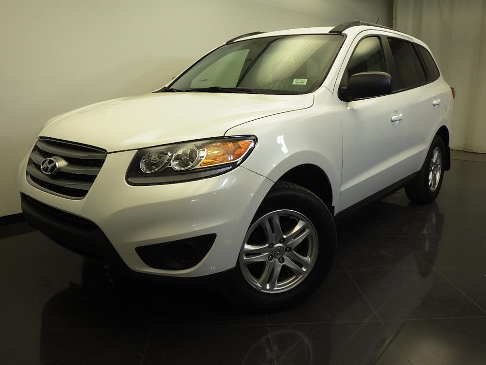 2012 Hyundai Santa Fe - 1310010700