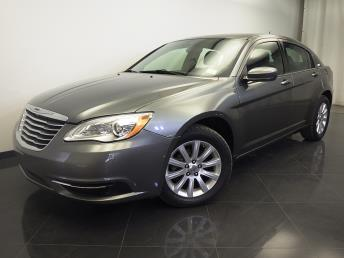 2012 Chrysler 200 - 1310010702