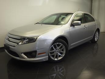 2012 Ford Fusion - 1310010809