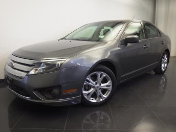 2012 Ford Fusion - 1310010843