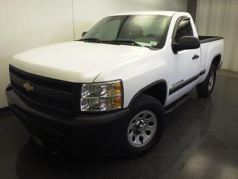 2012 Chevrolet Silverado 1500 - 1310011136