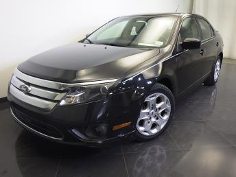 2011 Ford Fusion - 1310011284