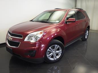 2010 Chevrolet Equinox - 1310011304