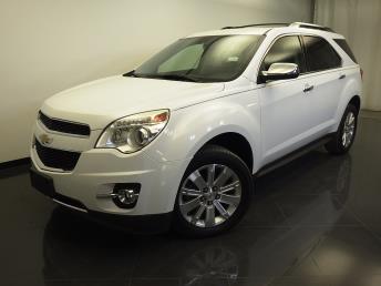 2011 Chevrolet Equinox - 1310011391