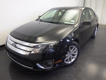 2011 Ford Fusion - 1310011405