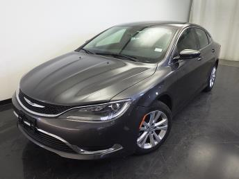 2015 Chrysler 200 - 1310011465