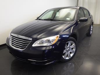 2013 Chrysler 200 - 1310011559