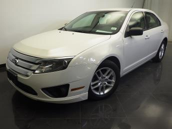 2011 Ford Fusion - 1310011593