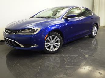 2015 Chrysler 200 - 1310011640