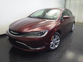 2015 Chrysler 200 - 1310011644