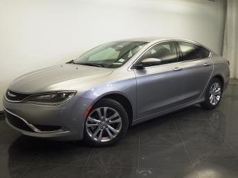 2015 Chrysler 200 - 1310011662