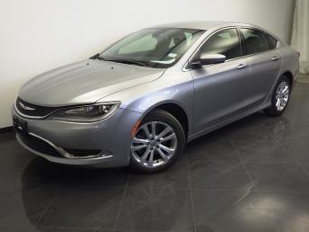 2015 Chrysler 200 - 1310011666