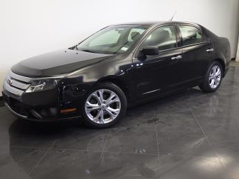 2012 Ford Fusion - 1310011826
