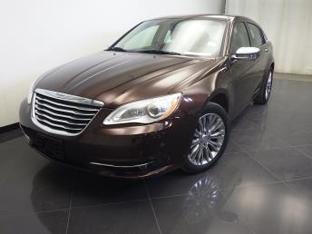 2012 Chrysler 200 - 1310011983